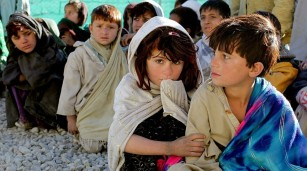 Afghanistan Boy Girl Poverty Afghani Children